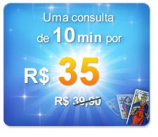 R$35 por 10 min de consulta