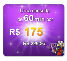 R$175 por 60 min de consulta